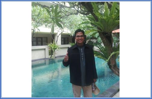Faisal Ahmad: Sukses Adalah Memberi Manfaat Bagi Lingkungan dan Sesama