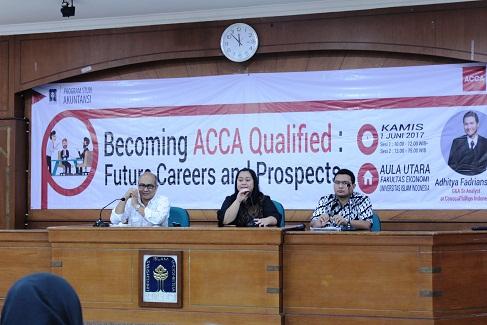 Raihan Akreditasi ACCA Permudah Mahasiswa Peroleh Sertifikasi Profesi