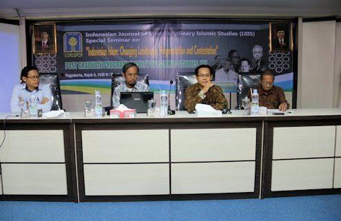 Program Doktor Hukum Islam UII Luncurkan Jurnal ...