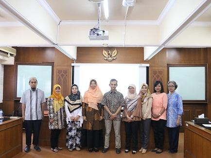 UII Terima Kunjungan Universitas Mercu Buana Yogyakarta