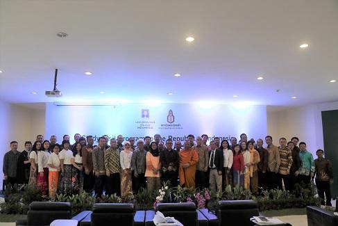 Jalankan Misi Perdamaian Dunia, Warga Thailand Kunjungi UII