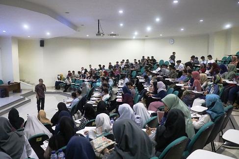 Program Studi HI Adakan Introducory Academic Program