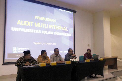 Audit Mutu Internal Sebuah Kebutuhan Bagi Universitas