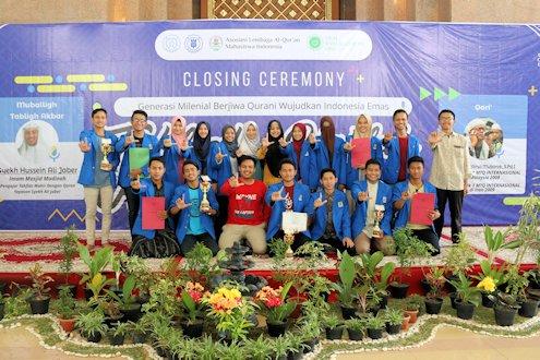 UII Borong Prestasi di Ajang MTQ Mahasiswa se-Pulau Jawa