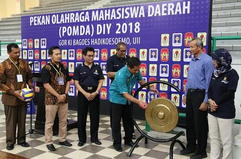 POMDA 2018 DIY Resmi Dibuka di UII