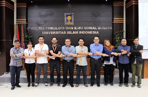 UII Tuan Rumah Program P2A 2018 di Indonesia