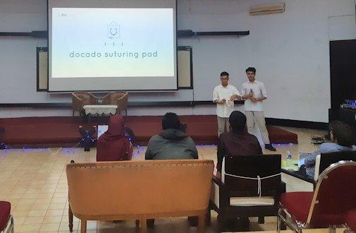 Manekin Jahit Docado Raih Juara 1 di Young Entrepreneur Days UI 2018