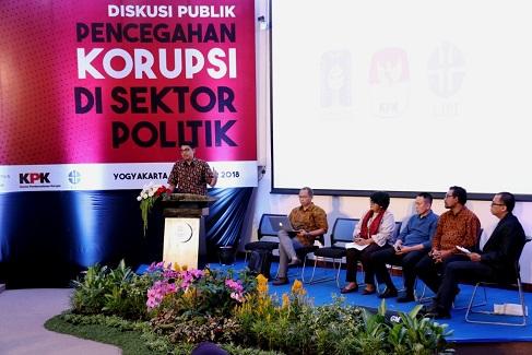 Integritas Sebagai Benteng Pencegahan Korupsi di Sektor Politik