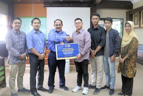 Marching Band UII Bertanding di World Music Championship Thailand