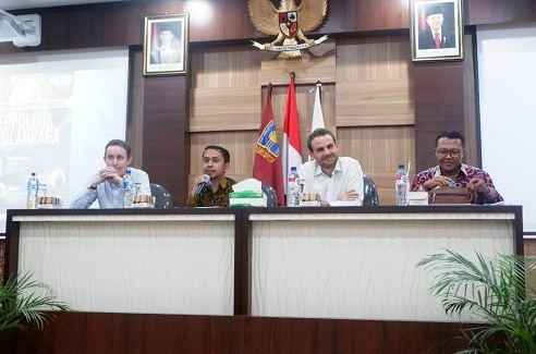 UII dan IFI Adakan Kuliah Umum 'Sport and Diplomacy'