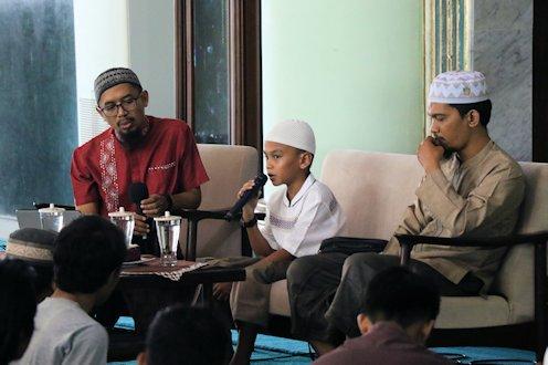 Indahnya Membina Generasi Penghafal Quran