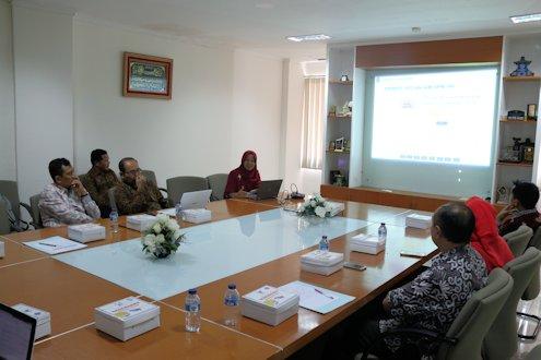 Universitas Trunojoyo Madura Tertarik Sistem Penjaminan Mutu UII