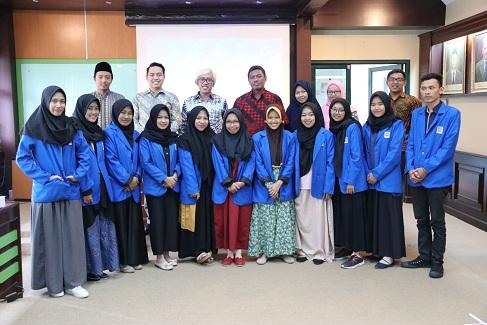 UII Kirim Mahasiswa Ikuti SEA-Teacher Project Batch 7