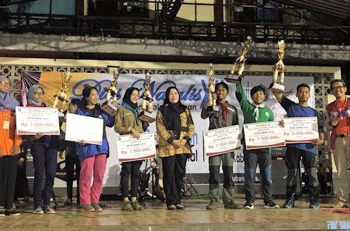 Mahasiswa UII Juara SRT Competition Tingkat Nasional