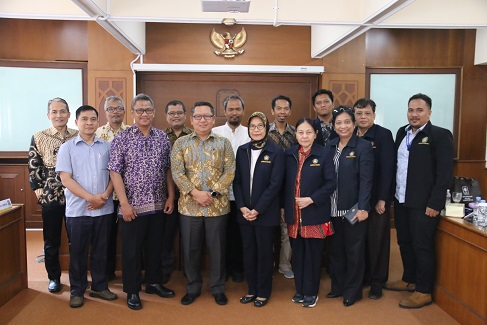 Universitas Pancasila Tertarik Program KKN dan Penelitian di UII