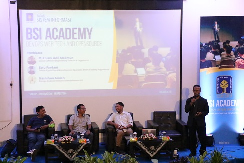 Sharing Knowledge Melalui BSI Academy