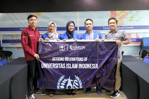 Mahasiswa UII Targetkan Best Diplomacy Awards dalam LIMUN 2019