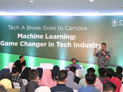 Dorong Pemerataan Ekonomi Melalui Industri Digital