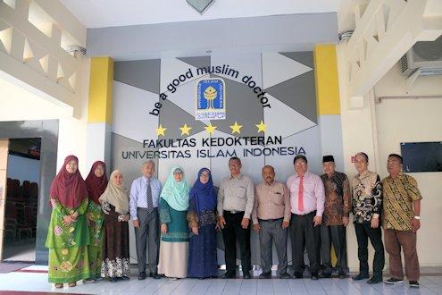 Universitas Islam Sumatera Utara Tertarik Pola PMB di FK UII