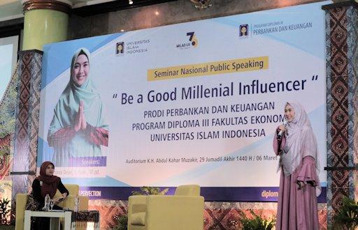 Milenial Punya Motivasi Tebar Manfaat