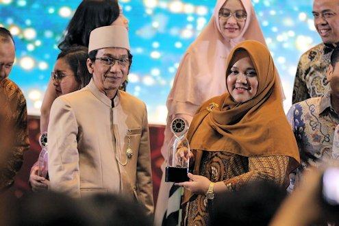 Situs Web UII Raih Apresiasi dalam PR Indonesia Awards 2019