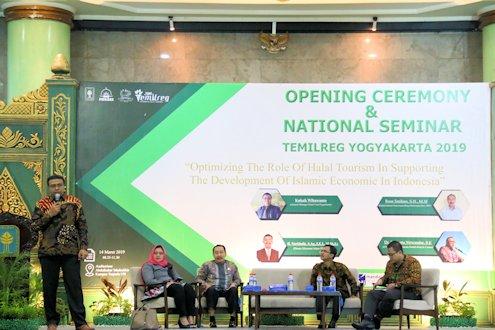 Indonesia Punya Prospek Jadi Tujuan Wisata Halal