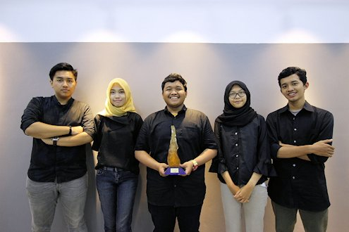 Mahasiswa UII Raih Juara Universal Design for Living Design Competition