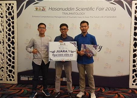 Mahasiswa UII Raih Juara 1 Poster Edukasi Kesehatan