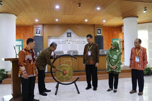 Teknik Lingkungan UII Tuan Rumah Bakerma TL Se-Indonesia
