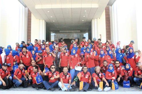 FH UII Angkatan 77 Adakan Temu Alumni