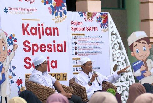 Tiga Pendidikan Penting Ramadan