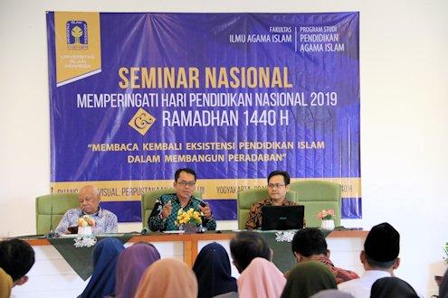 Menyeleraskan Pendidikan Islam dengan Peradaban Modern