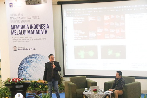 Membaca Indonesia Melalui Mahadata