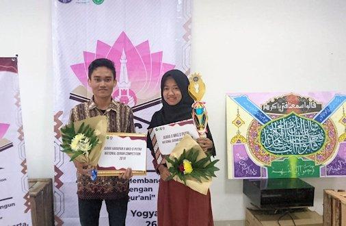 Mahasiswa UII Raih Prestasi di Bidang Kaligrafi