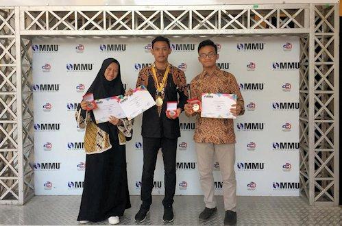 Mahasiswa UII Raih Gold Medal di Ajang Kompetisi Bisnis Internasional