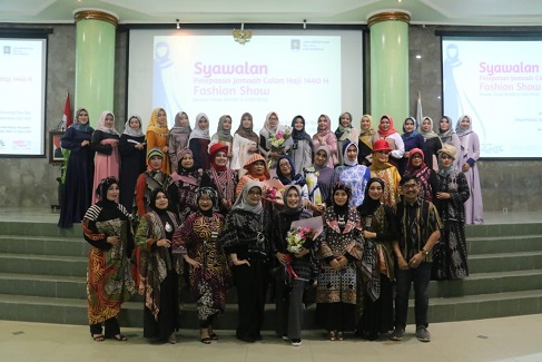 Lestarikan Budaya Nusantara Melalui Fashion