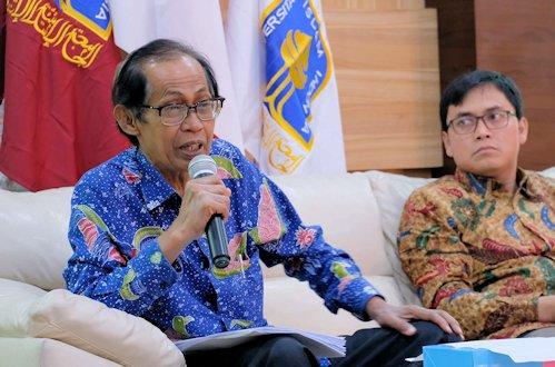 Korupsi Politik di Indonesia Sudah Kronis