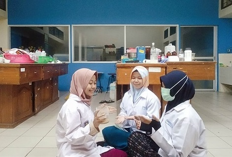Masker Asap Rokok dari Alang-Alang Berbasis Mikrofilter