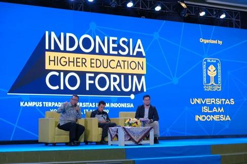 Pentingnya CIO Perguruan Tinggi di Era Revolusi Industri