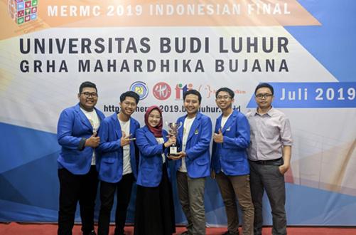Tim Akuntansi UII Wakili Indonesia Pada Kompetisi Bisnis ERP di Hongkong