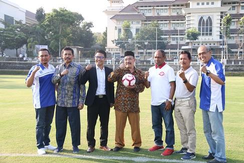 Timnas Sepak Bola Wanita Indonesia Gelar Pemusatan Latihan di UII