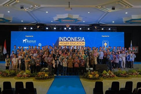 UII Gelar Indonesia Higher Education CIO Forum