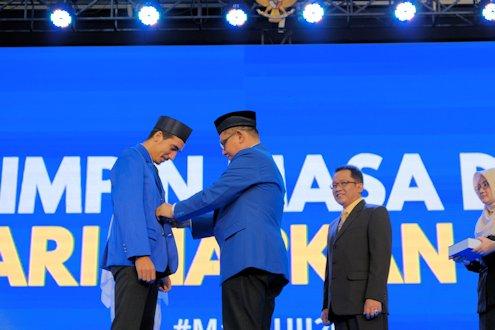 UII Sambut Pemimpin Masa Depan Pada Kuliah Perdana