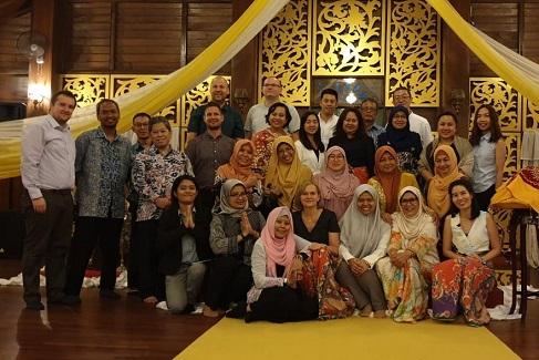 Empat Dosen UII Ikuti Summer Program di Malaysia