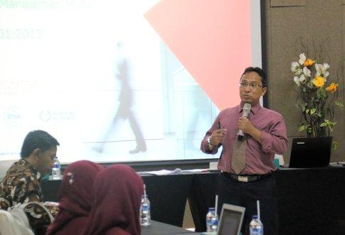 BPM UII Adakan Pelatihan Auditor Internal
