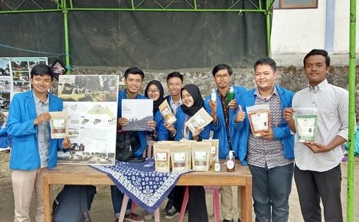 Mahasiswa KKN UII Tingkatkan Potensi Daerah di Magelang