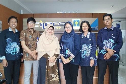 Cilacs UII Terima Kunjungan LTC Universitas Semarang