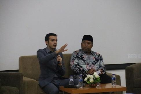 Belajar Dari dr. Gamal Albinsaid
