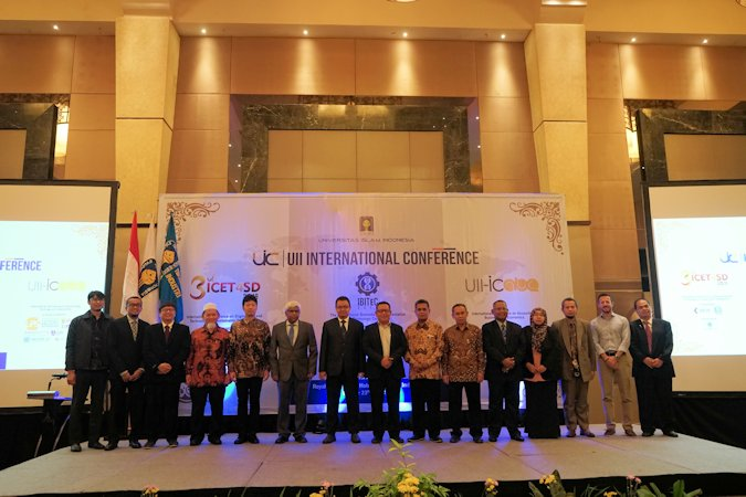 UII Gelar 3 International Conference Bahas Isu Aktual