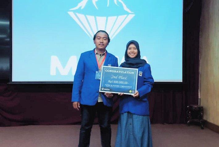 Mahasiswa UII Raih Juara Kompetisi Mahadaya Mineral UPN-YL